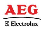 AEG wasmachines