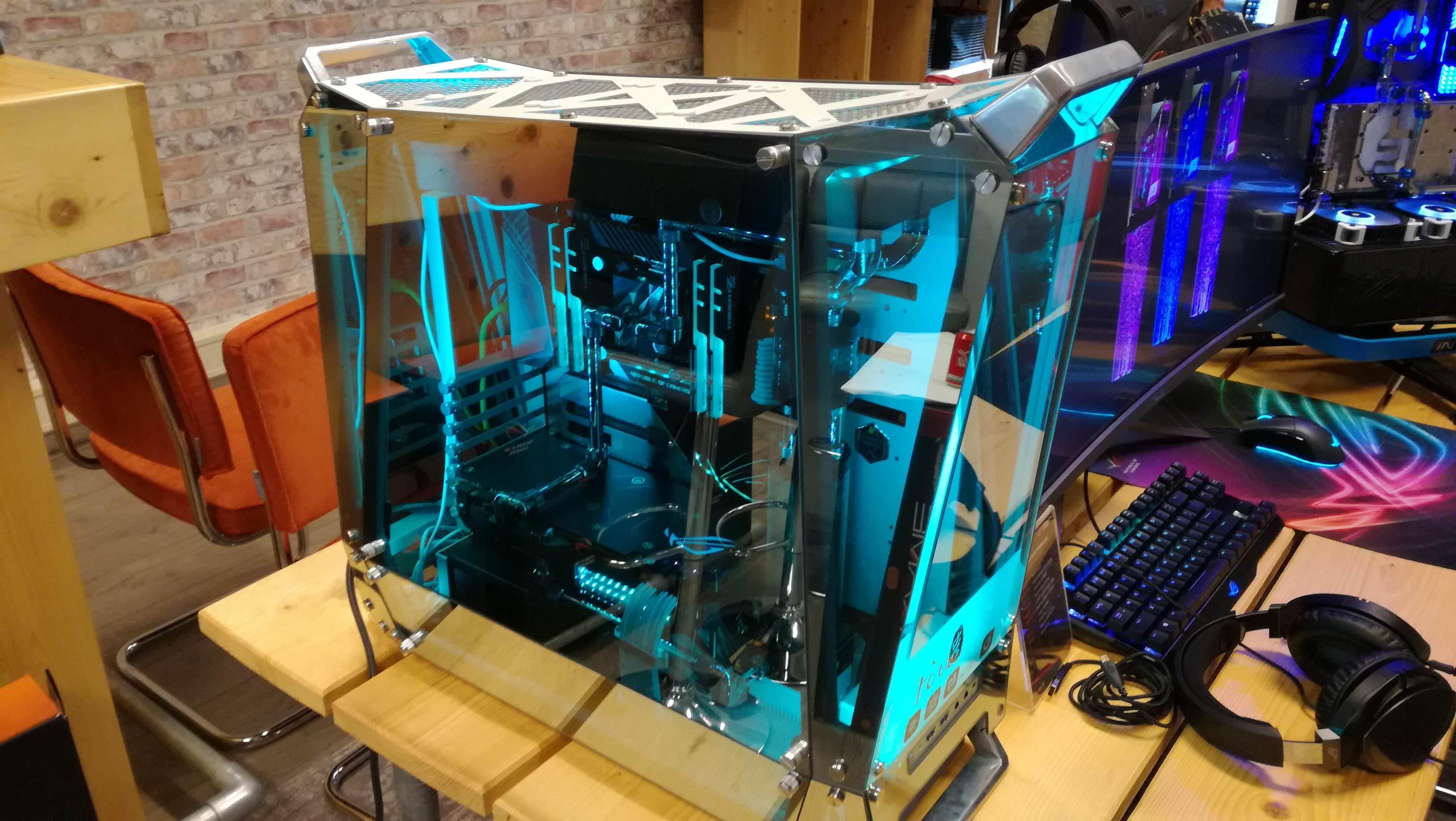 Game Pc Kast : Workshop verslag meer over moederborden hardware gamer