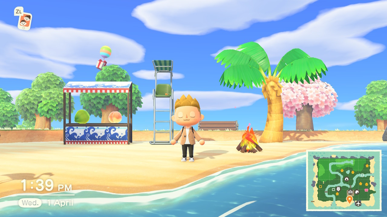 More Animal Crossing: New Horizons content in the works