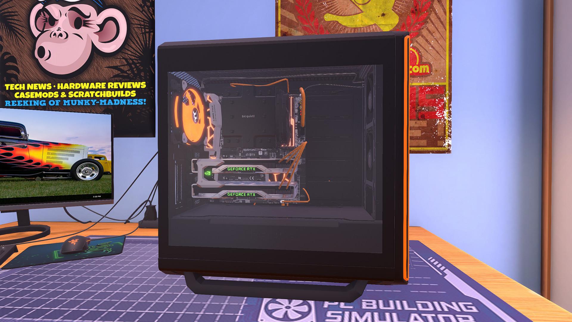 PC Building Simulator 4 miljoen keer free of charge geclaimd op Epic Games Store thumbnail