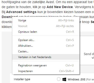 Afbeeldingsresultaat voor inspecteren webpagina