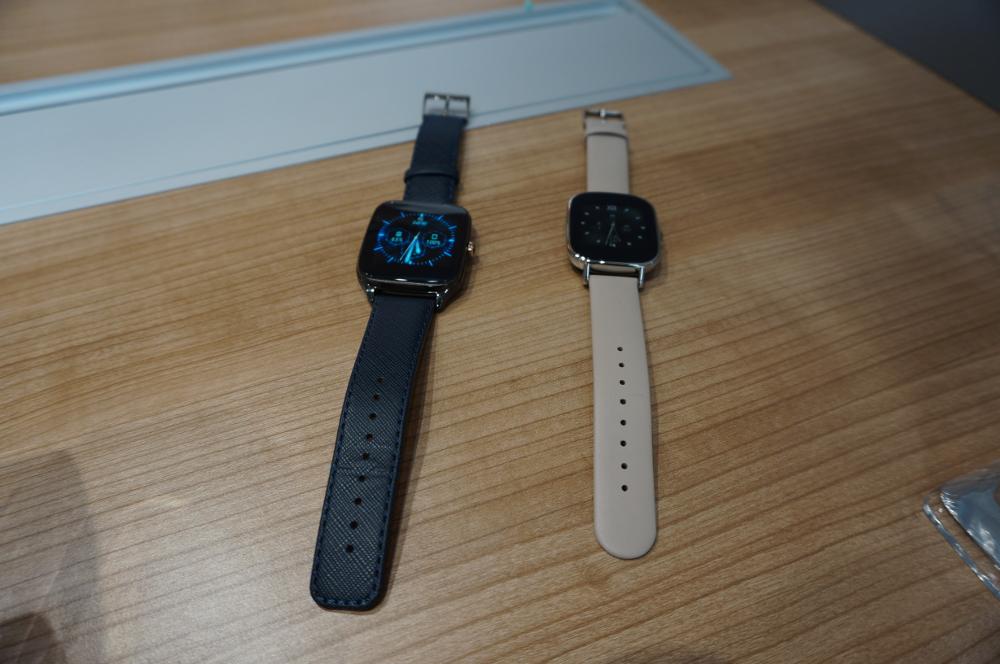 ASUS Zen Watch 2 hands-on