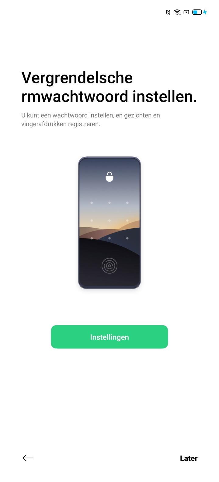 Oppo Find X2 screenshot