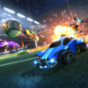 Rocket League ball explosion