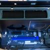 Uitgelekt fotomateriaal van de Intel Core i9-11900KB processorkaart, als onderdeel van een nieuw Intel NUC 11 'Beast Canyon'-minisysteem.