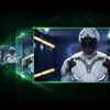 Dramatisering van hoe Nvidia's DLSS-upscaling werkt.
