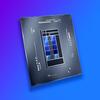 Illustratie van een Alder Lake-S-processor van Intel.