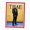 Illustratie van Nvidia-oprichter Jensen Huang op de omslag van Time.