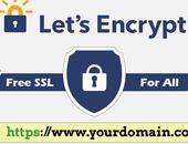 Let's Encrypt op server installeren