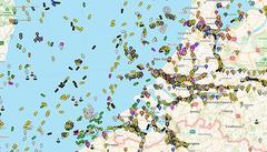 Volg wereldwijd de scheepvaart op je smartphone of tablet