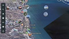 Met Google Earth scout je je vakantieplek alvast voor vertrek