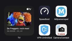 Widgets in iOS 14 en iPadOS 14