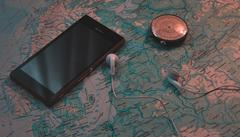 Smartphone reizen
