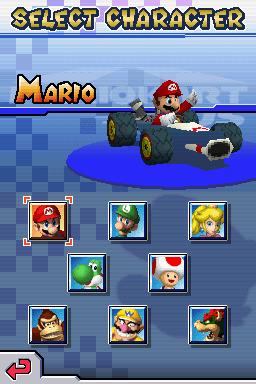 Mario Kart DS