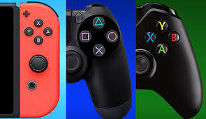 Nintendo Switch, PlayStation 4, Xbox One