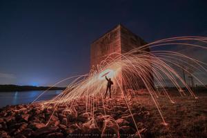 11 fotolocaties voor staalwol fotografie