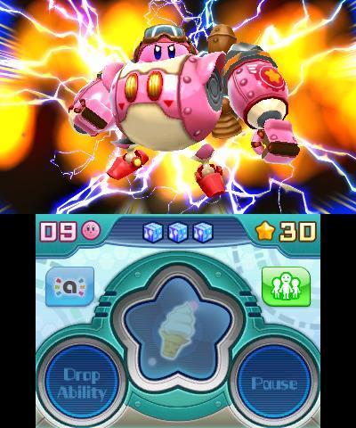 Kirby Planet Robobot