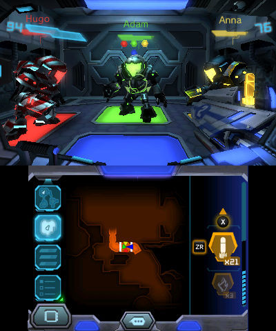 Metroid Prime Federation Force