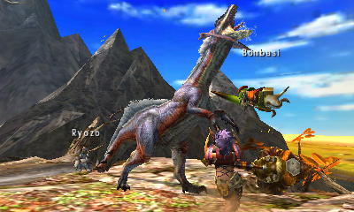 Monster Hunter 4 Generations