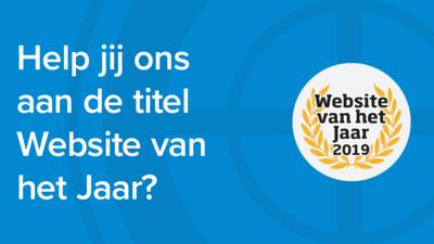 BesteProduct.nl genomineerd voor Website van het Jaar!