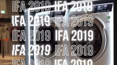 IFA 2019: De nieuwste innovaties op het gebied van wasmachines
