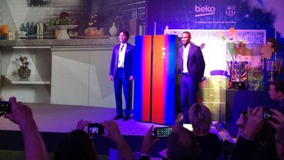 Beko verlengt sponsorcontract met FC Barcelona