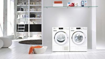 Consumenten het meest tevreden over hun Miele wasmachine