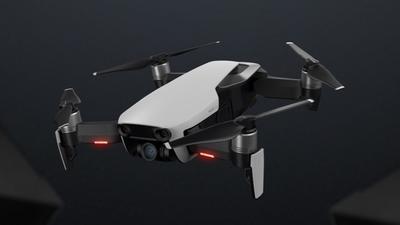 DJI kondigt nieuw lid aan in zijn drone familie: de Mavic Air.