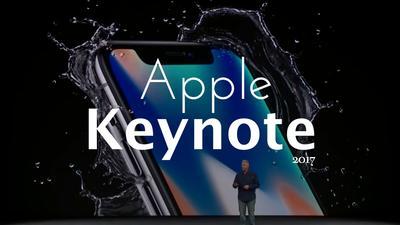 Apple lanceert iPhone X, iPhone 8 (Plus) op Keynote