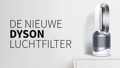 Nieuwe filters Dyson vernietigen de vervuilde lucht in je huis