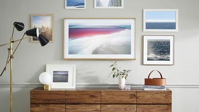 Samsung komt met een kleinere FRAME tv