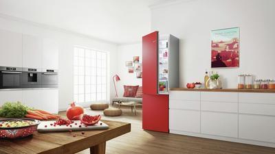 19 kleuren: De nieuwe Vario style koelkasten van Bosch