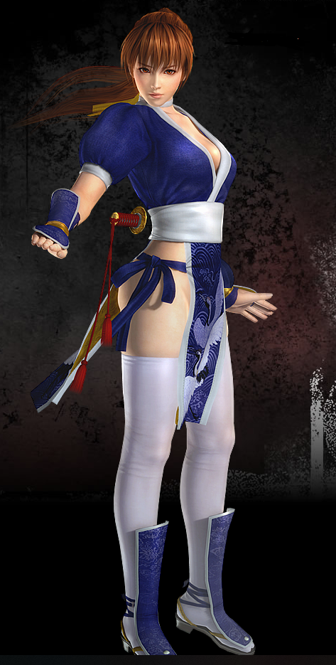 Kasumi Dead or Alive 5