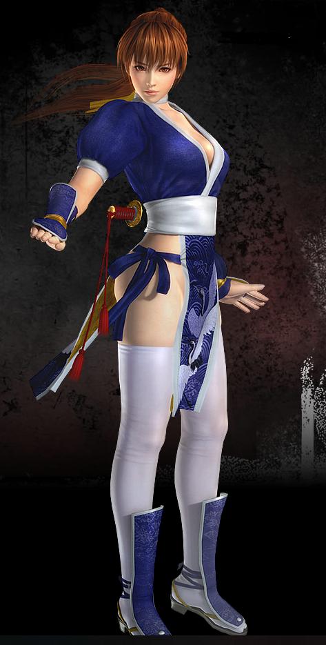 Kasumi Dead or Alive 5