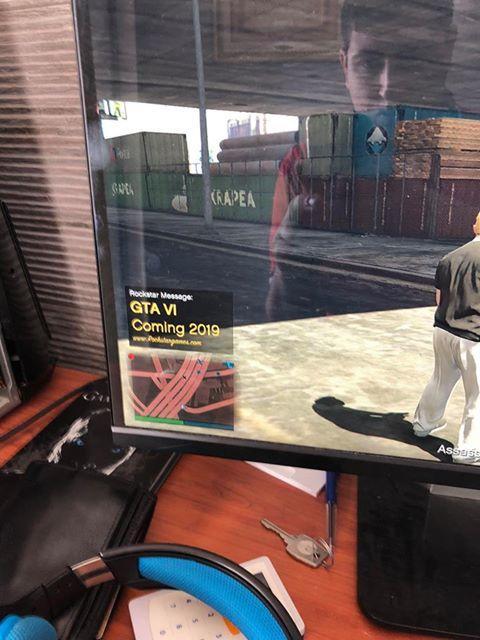 foto gamer gebruiker GTA 6