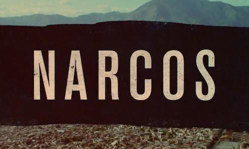 Logo Narcos