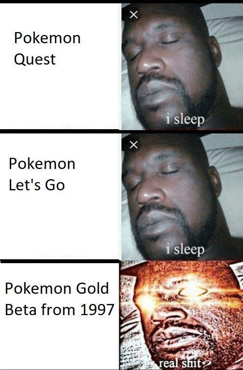 Pokémon let's not