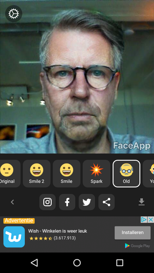 beste apps  FaceApp