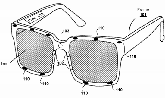 Sony Patent Bril