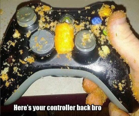Controller kaas