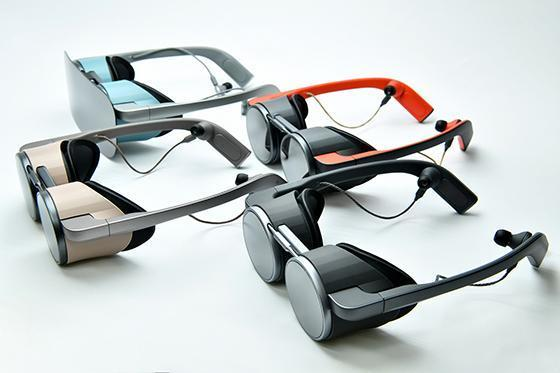 Panasonic VR bril