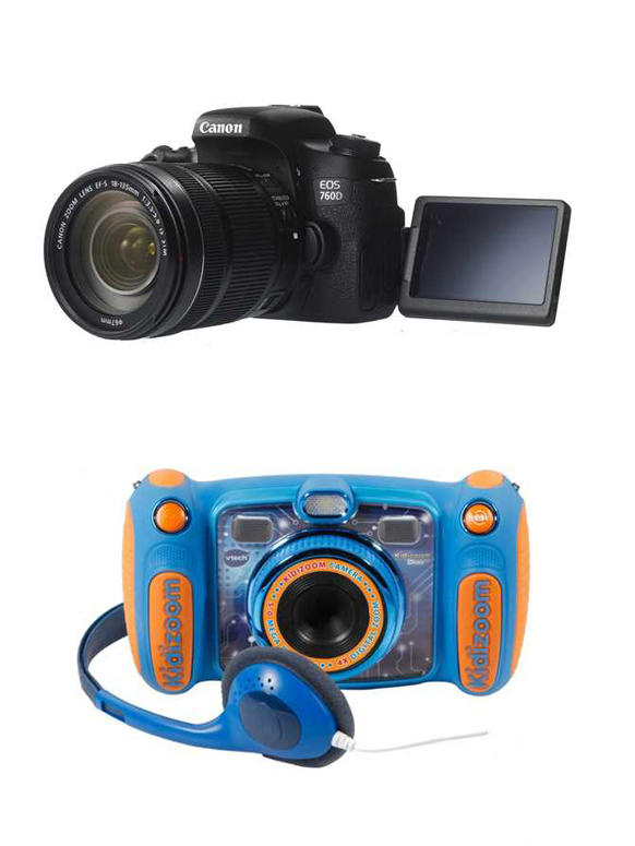 digitale fotocamera kopen