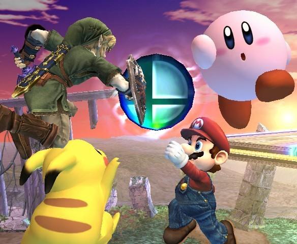 Smash Bros. Brawl