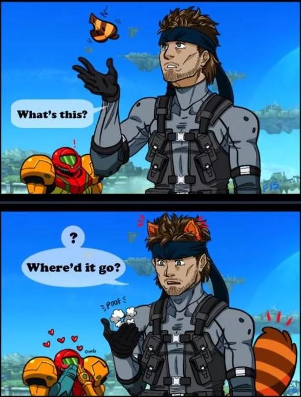 Smash Bros meme