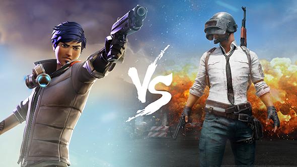 Fortnite: Battle Royale vs PUBG