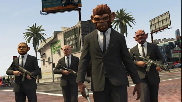 GTA Online spelers
