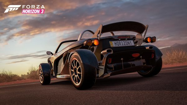Forza Horizon 3 DLC