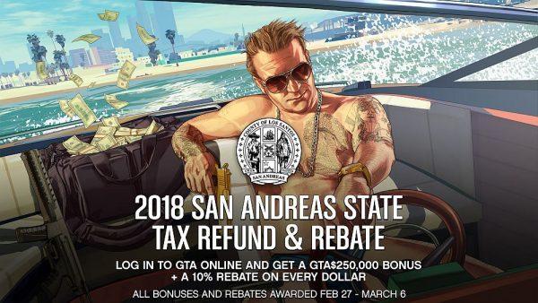 GTA Online refund