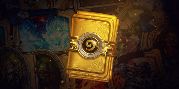 Twitch Prime gouden Hearthstone-pack