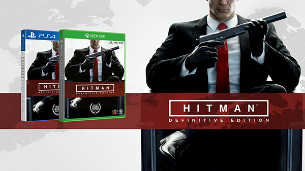 Hitman: Difinitive Edition